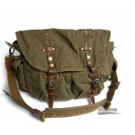 Tactical shoulder bag army green