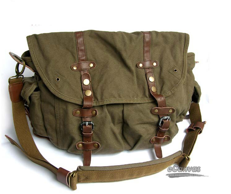 Tactical shoulder bag, distressed messenger bag, messenger school ...