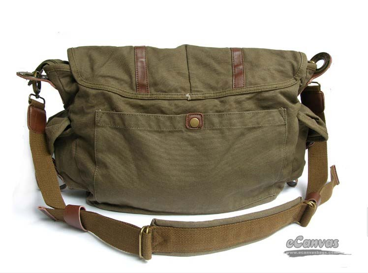 bd1663b81462 ... Tactical shoulder bag army green for men ...