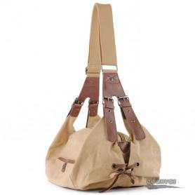 girls messenger bag khaki