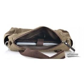 13 inch laptop bag coffee