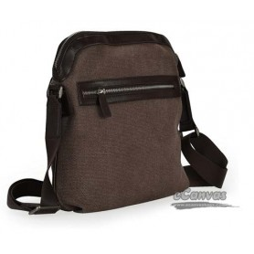 Over the shoulder bag coffee for men