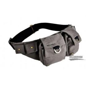 Best unisex fanny pack grey