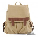 khaki Women's casual bag