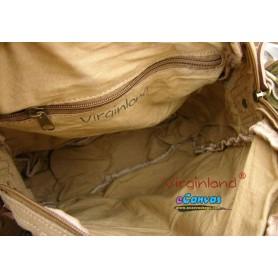 Canvas  backpack khaki