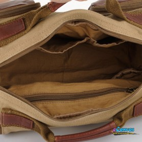 mens Retro fanny pack khaki