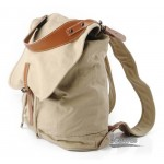 khaki men's bag