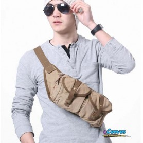 small waist pack khaki boys