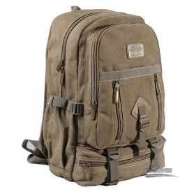 canvas school laptop bag, army green, black, khaki