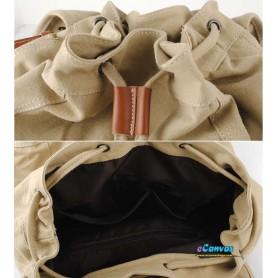 khaki women bag