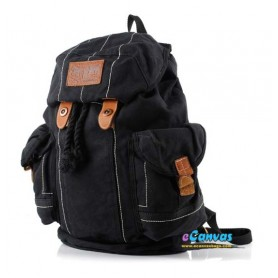 Neutral fashion leisure backpack