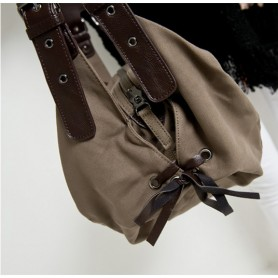 2011 new messenger bag, casual discount bag for women coffee