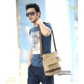 messenger bag khaki