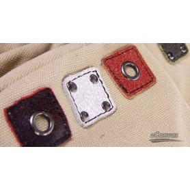 Messenger sling pack khaki