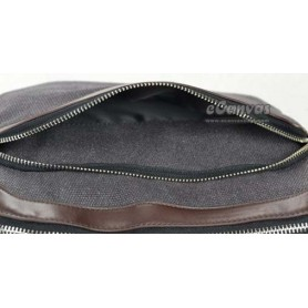 black messanger bag for men