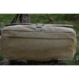 shoulder messenger bag army green