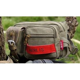 Fanny pack purse army green