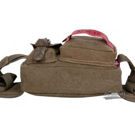 Fanny pack purse, khaki for men