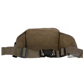 Fanny pack purse, khaki for women