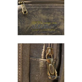 messenger bag shoulder khaki