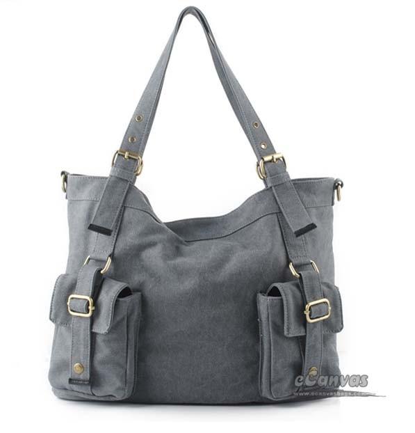 Shoulder Bag Grey 15