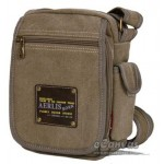Player vintage carry-all khaki, army green, black