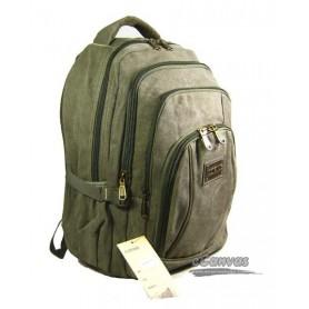 Canvas Computer Travel Bag