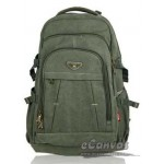 Top handle x-large notbook backpack mens khaki, army green, black