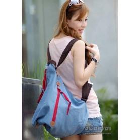 Best rucksack knapsack blue