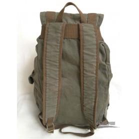 travel bag rucksack army green