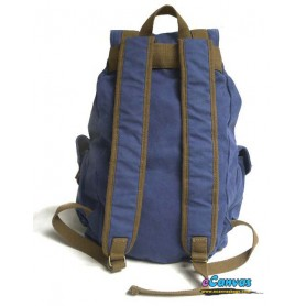 travel bag rucksack for mens blue