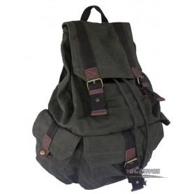 travel bag rucksack for mens dark green