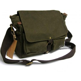 Canvas messenger bag, mens shoulder bag,6 colors