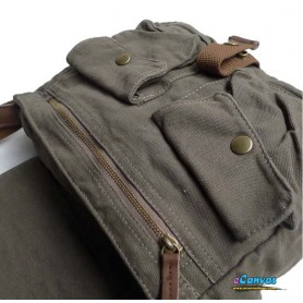 shoulder bag army green