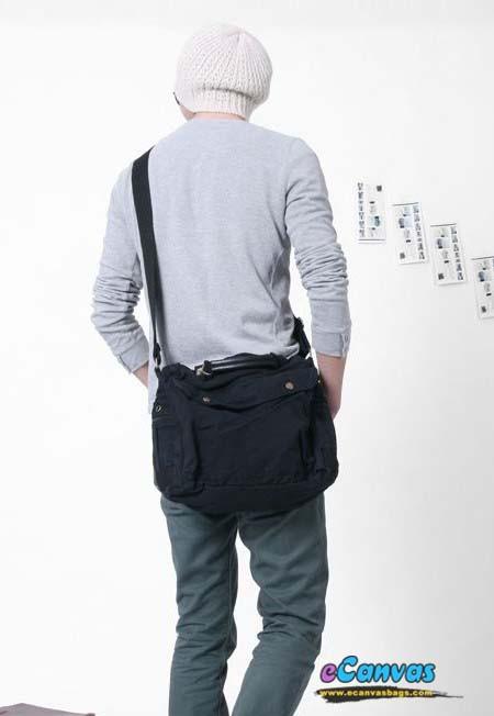 ... Canvas briefcase for men caad714bfb55d