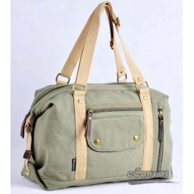 Canvas side bag for women 4 colors