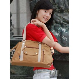 side bag for women yellow
