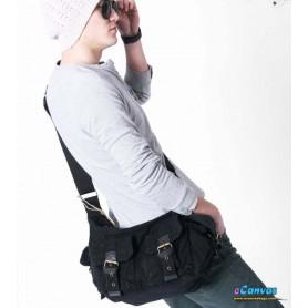 black utility bag