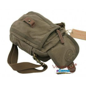 canvas Mini pack army green