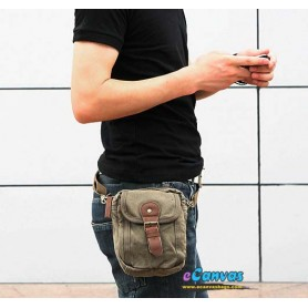 army green fanny pack