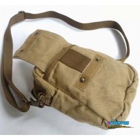 canvas fanny pack khaki