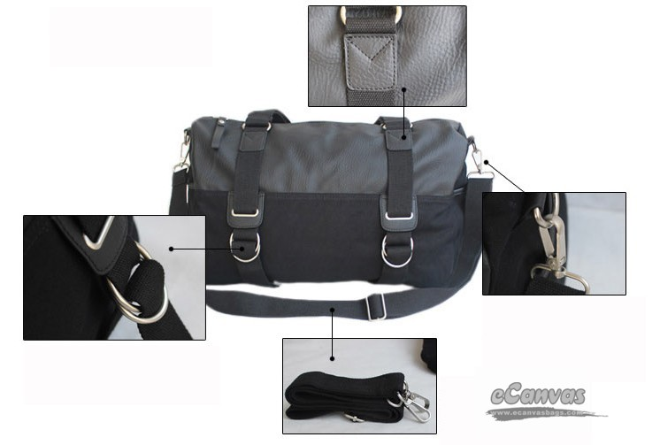 Canvas Day Bag For Mens