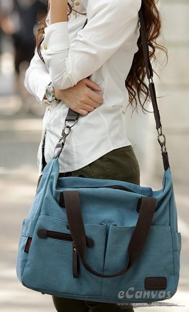Large handbags tote, side bags for girls, messenger tote bag ...