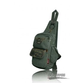 Chest pack bag ARMY GREEN