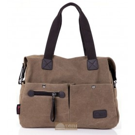 coffee Large handbags tote
