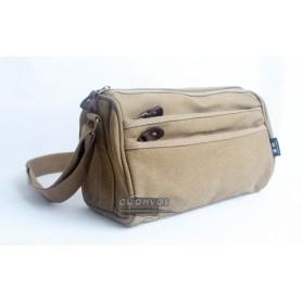 khaki Women shoulder bag
