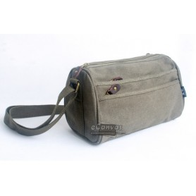 army green Women shoulder bag