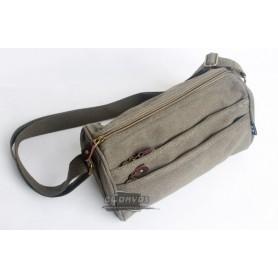 army green canvas bag
