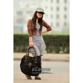 womens Canvas handbag