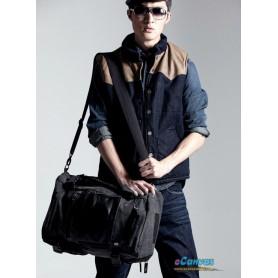 mens black travel backpack